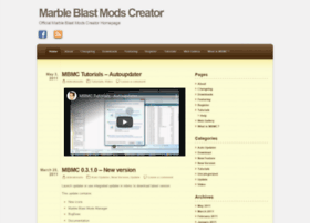 marbleblastmodscreator.wordpress.com