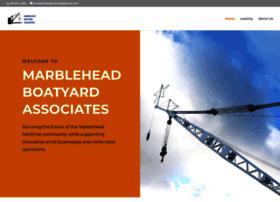 marbleheadboatyard.com