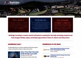 marbridgeconsulting.com