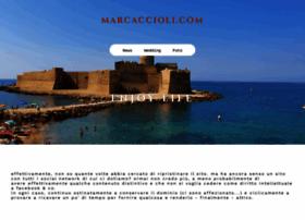 marcaccioli.com