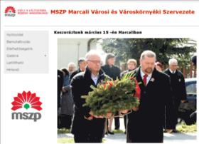 marcali.mszp.hu