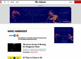 marcambinder.theatlantic.com