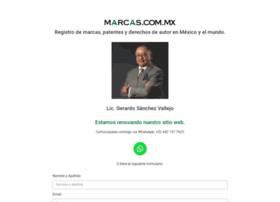 marcas.com.mx