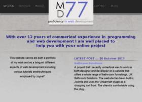 marcdavison77.com