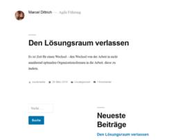 marcel-dittrich.de