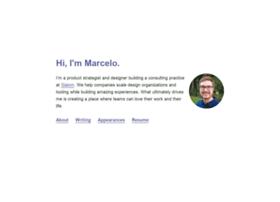 marcelosomers.com