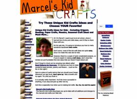 Marcels-kid-crafts.com