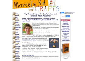 marcels-kid-crafts.com