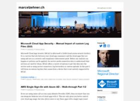 marcelzehner.ch