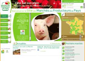marche-producteurs.com