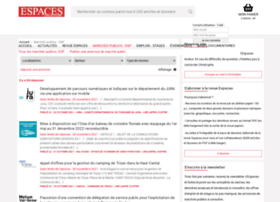 marches-espaces.com