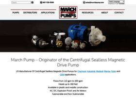 marchpump.com