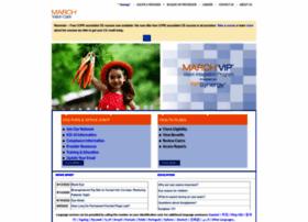 marchvisioncare.com