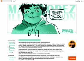 marclopezillustration.blogspot.sk