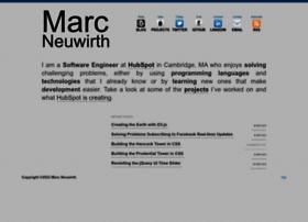 marcneuwirth.com