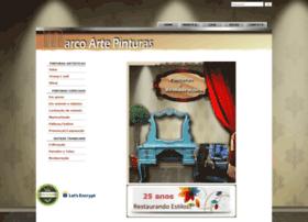 marcoartepinturas.com