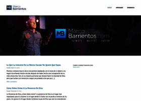 marcobarrientos.com