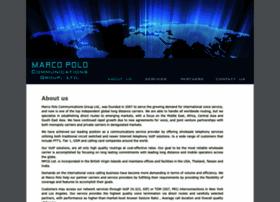 marcopolocomgroup.net