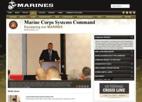 marcorsyscom.marines.mil
