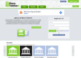 marcoteorico.com