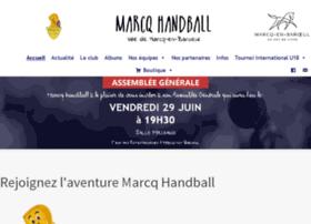 marcq-handball.fr