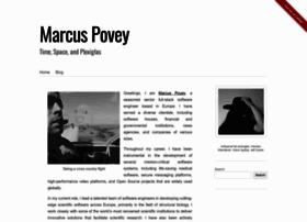 marcus-povey.co.uk
