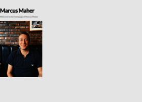 marcusmaher.com