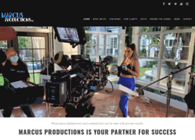 marcusproductions.com