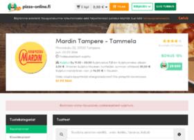 mardin-tampere.pizza-online.fi