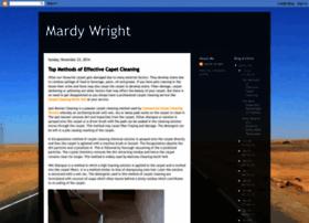 mardywright.blogspot.in