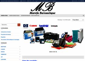marefa-bureautique.com