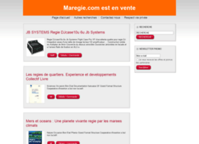 maregie.com
