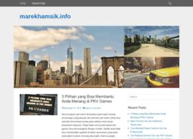 marekhamsik.info