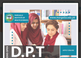 margalla.edu.pk