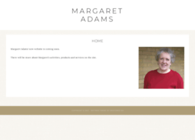 margaretadams.co.uk