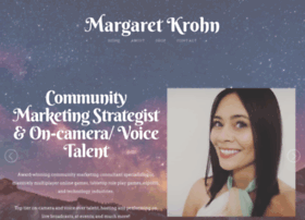 margaretkrohn.com