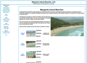 margaritaislandbeaches.info