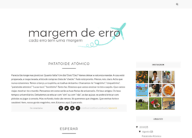 margemdeerro.blogspot.com