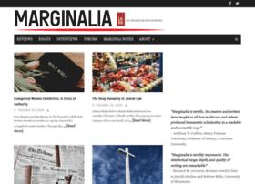 marginalia.lareviewofbooks.org