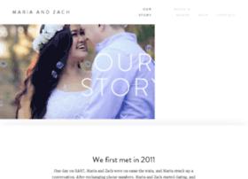 maria-and-zach.com