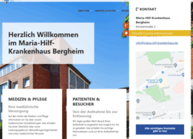 maria-hilf-krankenhaus.de