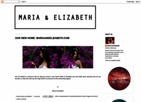 mariaandelizabeth.blogspot.com