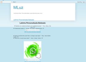 mariadaluzlembrancinhas.blogspot.com