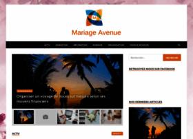 mariage-avenue.com