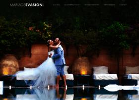 mariage-evasion.com