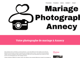 mariage-photographe-annecy.fr