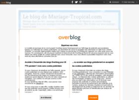 mariage-tropical.over-blog.com