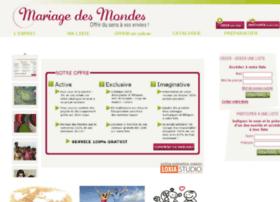 mariagedesmondes.fr