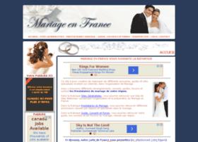 mariageenfrance.net