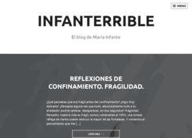 mariainfante.com